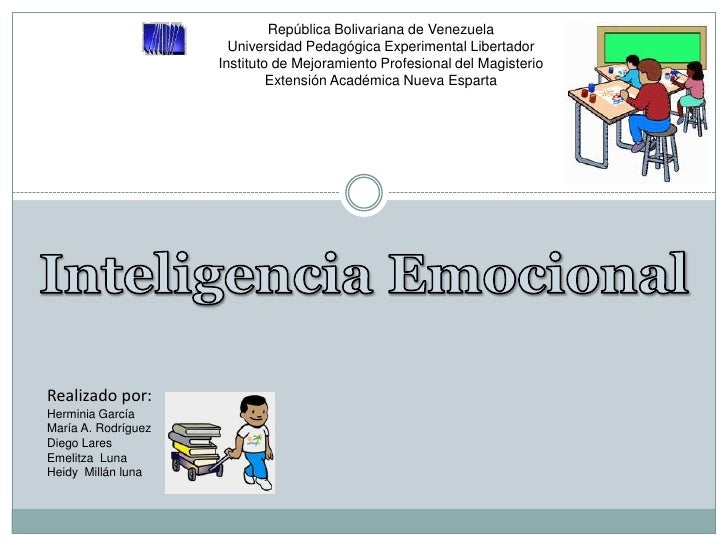 República Bolivariana de Venezuela                       Universidad Pedagógica Experimental Libertador                   ...