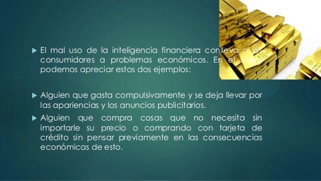 Inteligencia financiera Slide 3