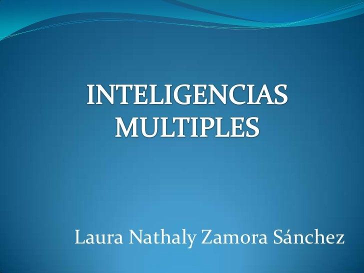 Laura Nathaly Zamora Sánchez