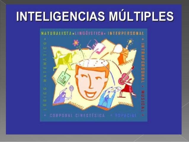    La inteligencia trata de la habilidad de    resolver problemas , adaptarse         y    competir socialmente, puede ex...