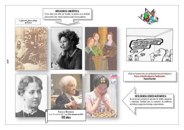 INTELIGENCIA LINGÜÍSTICA: En las niñas y los niños por ejemplo, se aprecia en su facilidad para escribir, leer, contar cue...