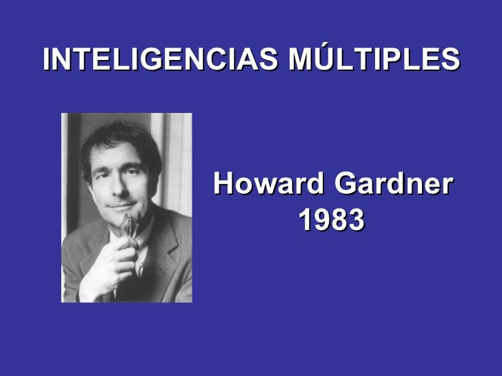 Inteligencias Múltiples Slide 2