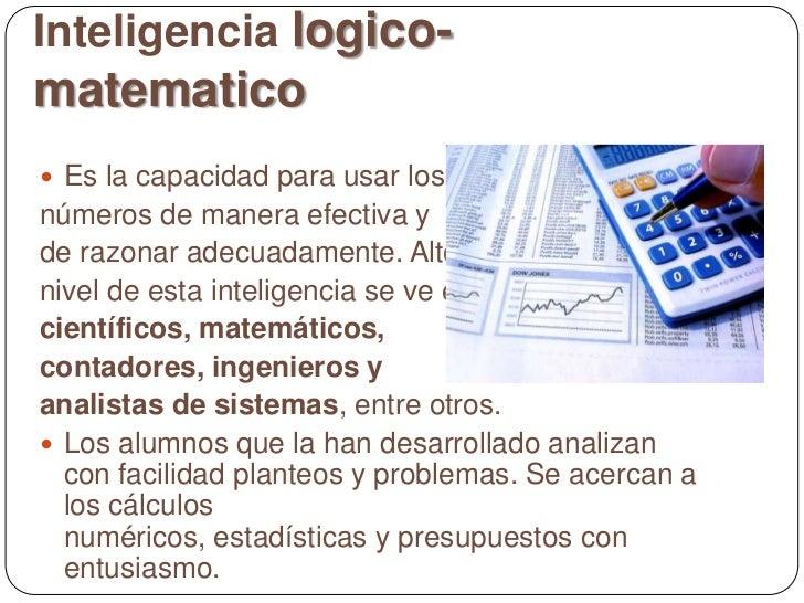 Inteligencias multiples Slide 3