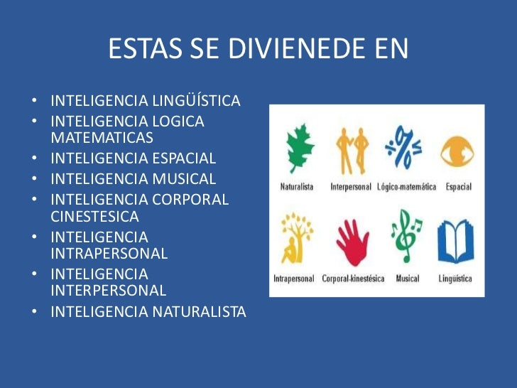 Inteligencias multiples 1 Slide 3