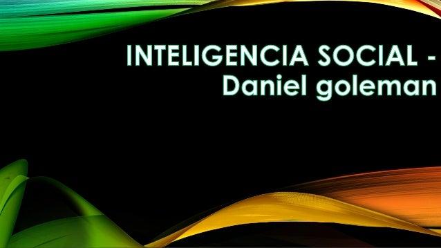 PRIMERA PARTE PROGRAMADOS PARA CONECTAR PRÓLOGO EL DESCUBRIMIENTO DE UNA NUEVA CIENCIA El cerebro social• Nuestro sistema ...