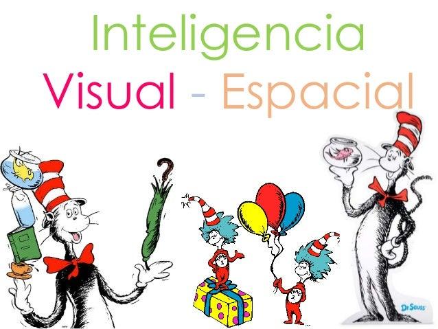 Inteligencia Visual - EspacialInteligencia Visual - Espacial