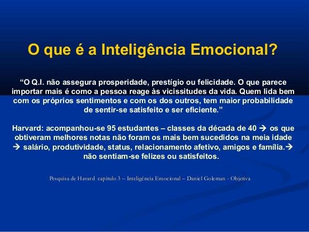 Desenvolvendo Inteligência emocional Slide 2