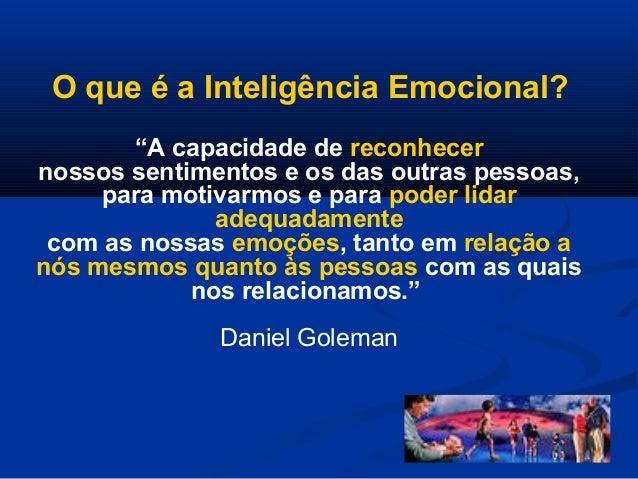 Desenvolvendo Inteligência emocional Slide 3