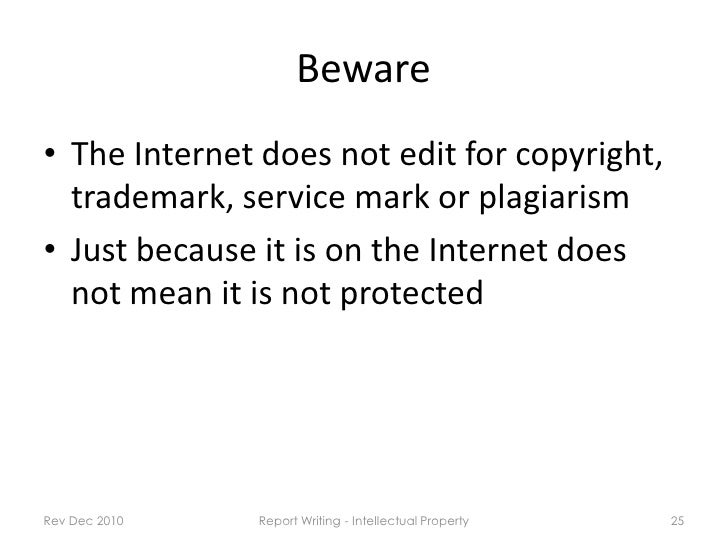 What Does Infringement Of Intellectual Property Mean