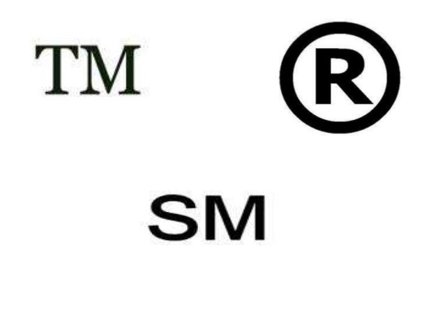 how to use trademark symbol