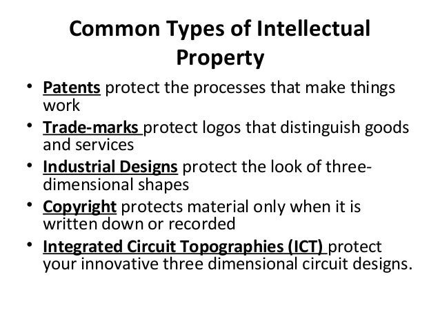 the impact of intellectual properties protection essay Abstract title of dissertation the impact of intellectual property rights protection on technological progress author mr visit sripibool degree doctor of.