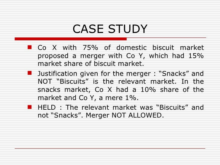 The firm case study