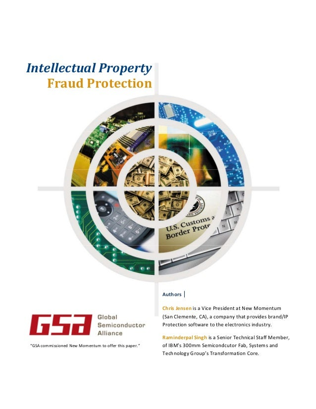 IntellectualProperty FraudProtection        ...