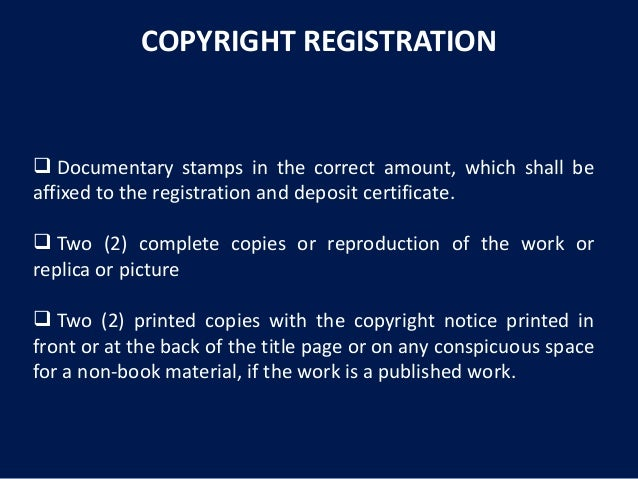 Amazing Intellectual Property Right