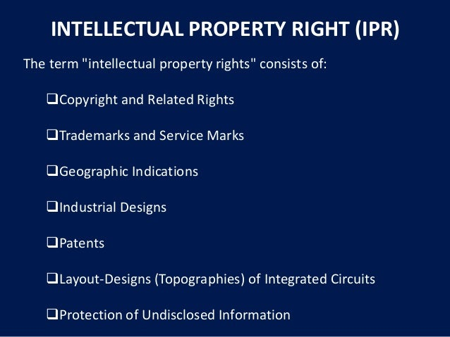 Source Code Intellectual Property