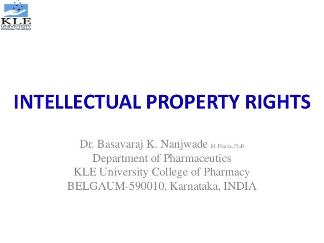 View on Intellectual Property Rights