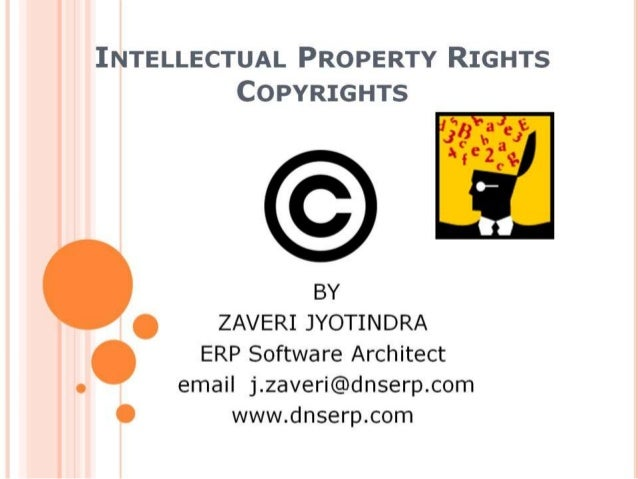 Intellectual property rights PUMBA
