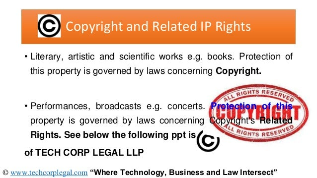 commercial exploitation of intellectual property rights Introduction intellectual property is the name given to legal rights which protect creative works, inventions and commercial goodwill basically intellectual property rights are designed to provide remedies against those who steal the fruits of another person's ideas or work.