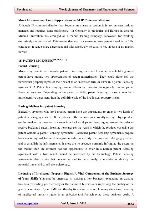 Intellectual Property Rights Ipr