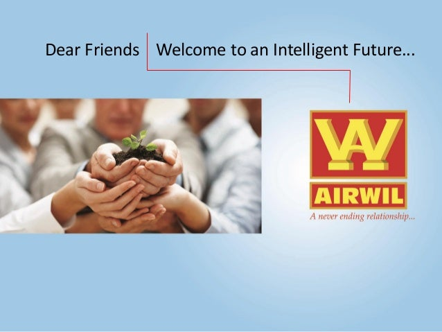 Dear Friends Welcome to an Intelligent Future...