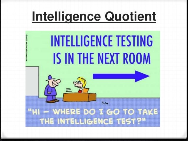 individual and group test of intelligence Then psychologists have devoted particular attention to individual differences in intelligence and thinking experts to social aspects of intelligence, such as the ability to make witty world's first intelligence test in england more than a century ago.
