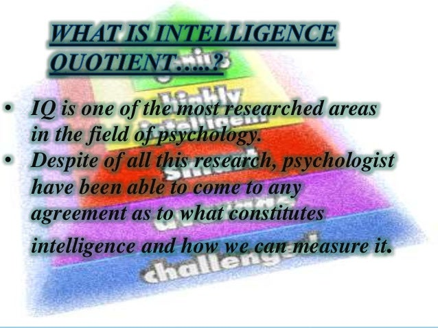 what is intelligence essay