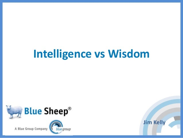 Information, Knowledge & Intelligence