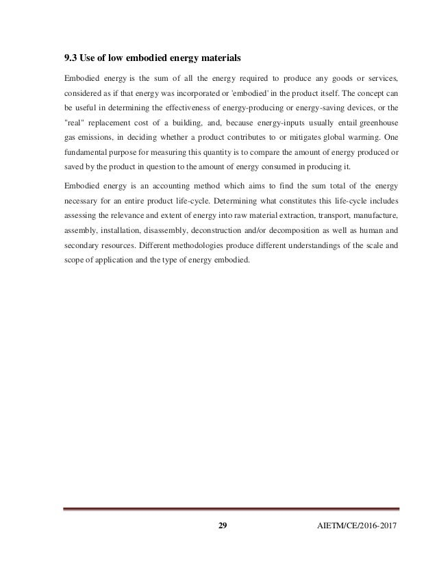 Intelligent Building Project Report