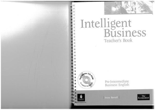 Intelligent Business Pre Intermediate Course Book
