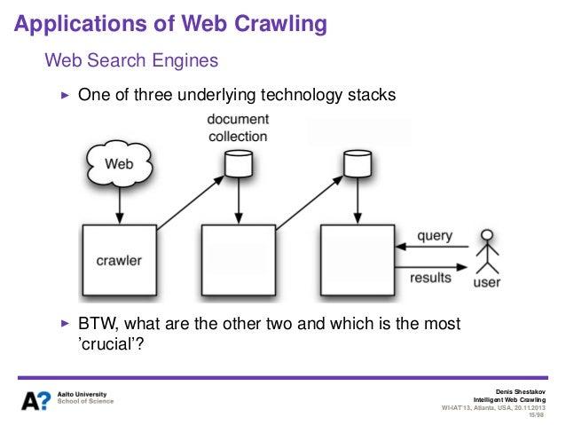 Intelligent Web Crawling