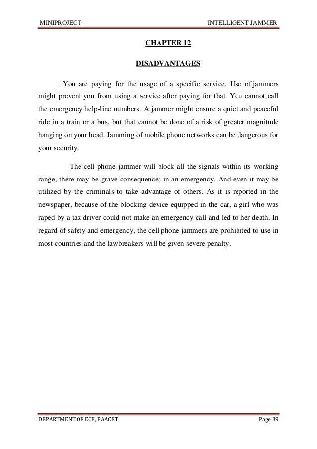 Phone jammer train crash - phone jammer forum message