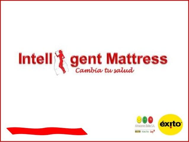 HISTORIAEn el año 2013 almacenes ÉXITO busca ampliar su línea de marca de colchonespara tener una mayor variedad y satisfa...