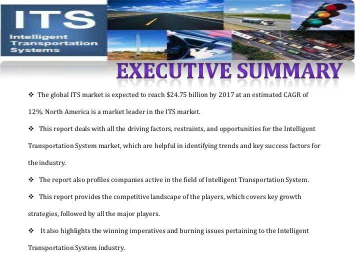 intelligent transportation systems its pdf