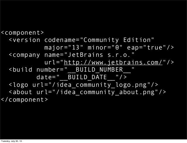 How to Build Developer Tools on Top of IntelliJ Platform
