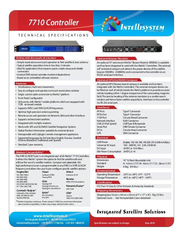 www.intellisystem.it Via Augusto Murri N°1 - 96100 Siracusa (ITALY) info@intellisystem.it +39 (0)931-1756256 +39 335 18800...