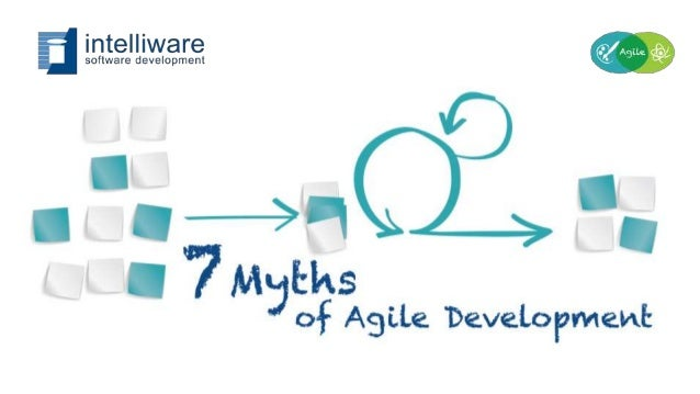Introduction There are dozens of myths about Agile development. But before jumping into specific misconceptions, let's hav...