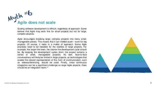 Agile is just another fad A fad is, by definition, short-lived. Agile has been around for over a decade. Some of the centr...