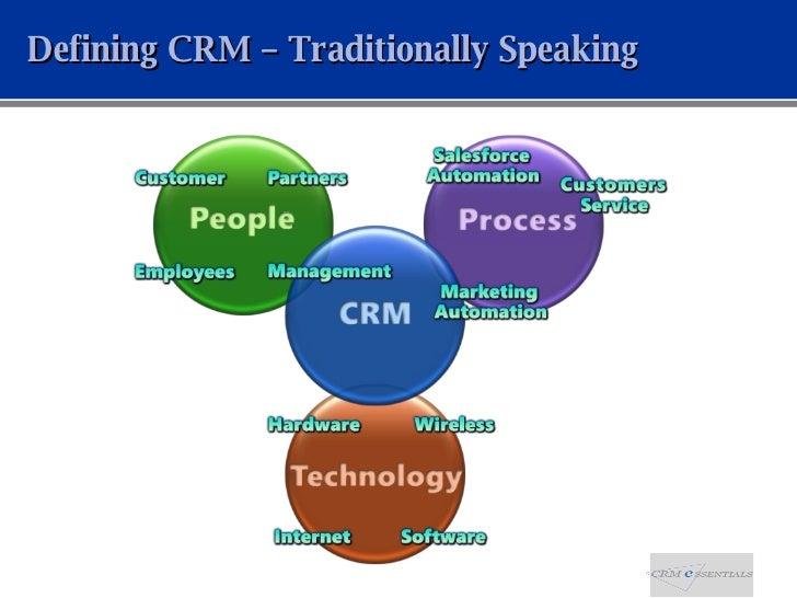 Social CRM - Not Your Father's Customer Relationship Management Slide 3