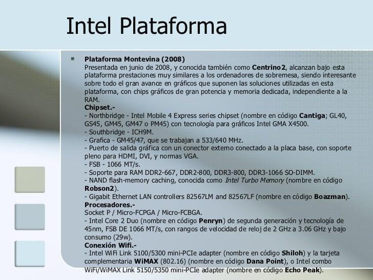 Intel gl40 gm45 gm47 gs45 pm45 chipset
