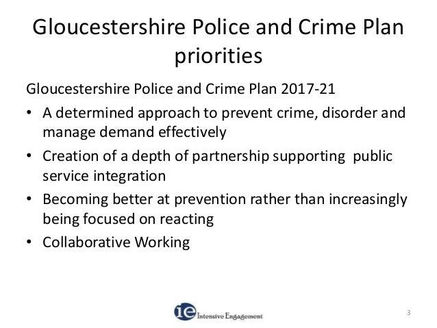 Intensive Engagement in Gloucestershire initial meeting April 2018 Slide 3