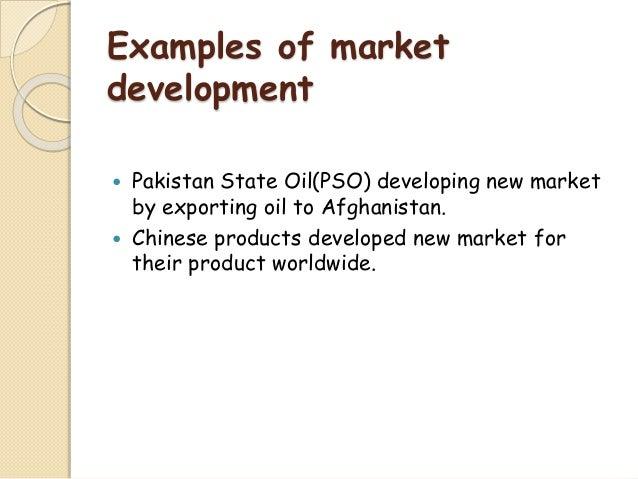 penetration Example strategy market of