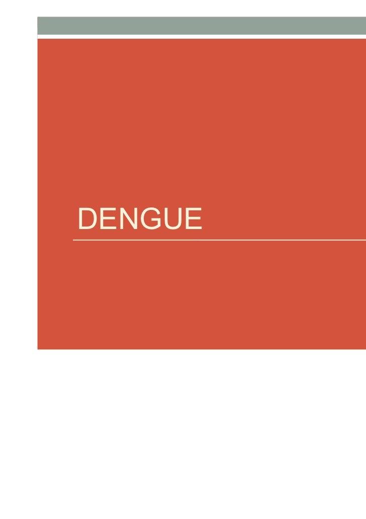 Saúde da família e Dengue - Intensivo Estado Slide 3