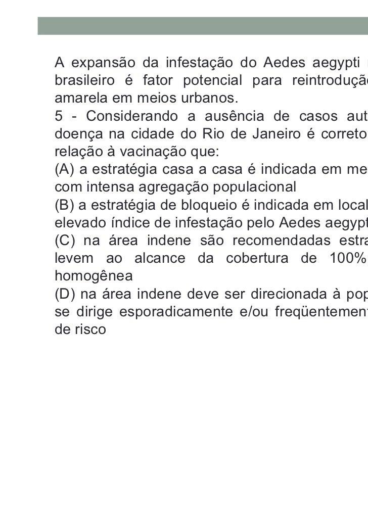 6-Lorena é Agente Comunitária de Saúde numa área onde aconteceu umóbito de uma criança com Dengue. Na mesma área Lorena vi...