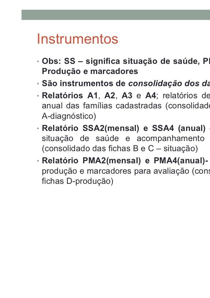 Modalidades (port. 154/2008)• Tipo I, vinculado no mínimo a 8 Equipes Saúde da  Família - ESF e no máximo a 20 Equipes Saú...