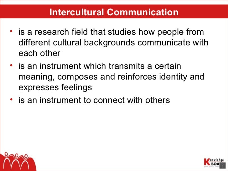Cultural Barriers to Communication