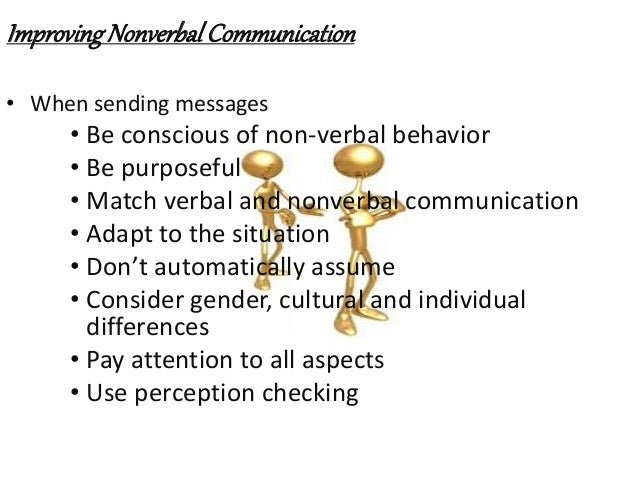 Common: Nonverbal Communication and Data Protection Act Essay Sample