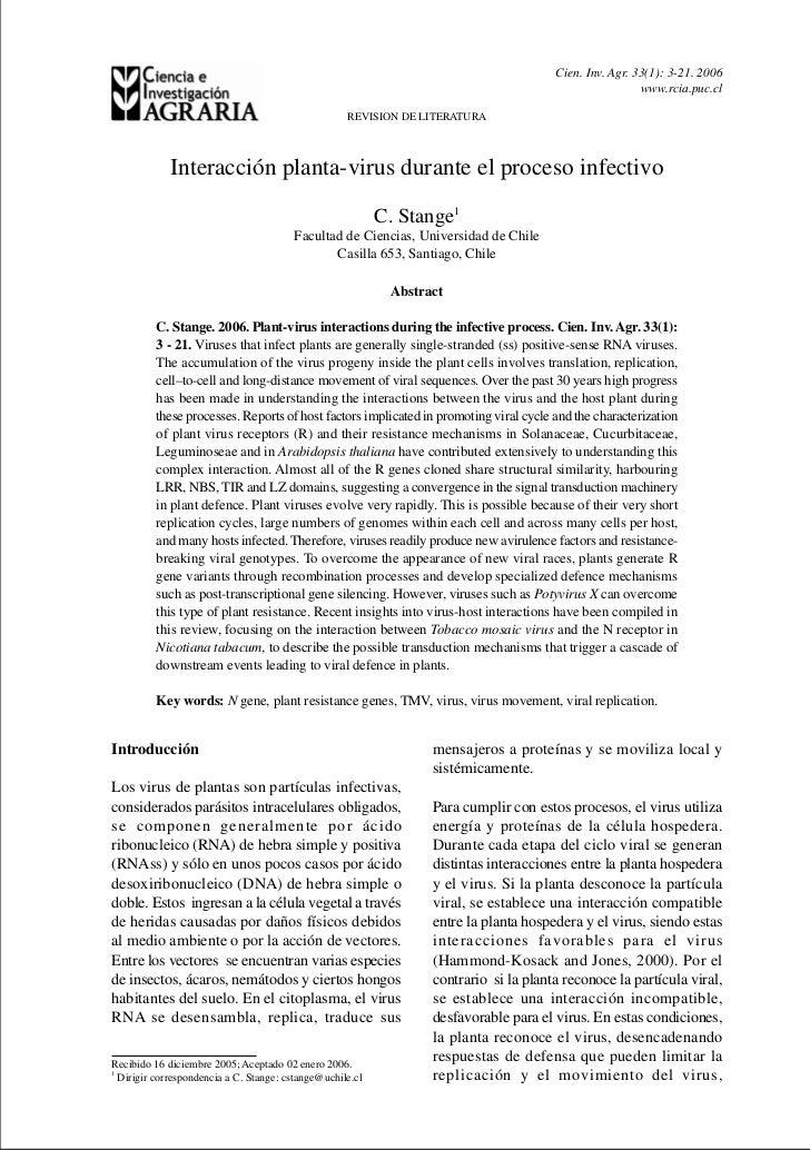 Cien. Inv. Agr. 33(1): 3-21. 2006                                                                                         ...