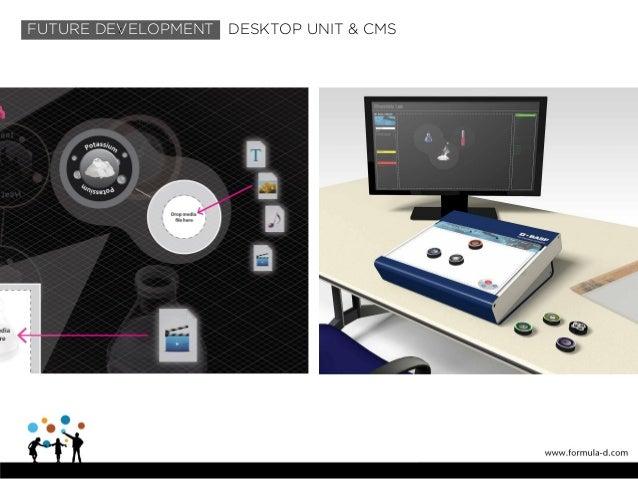'FUTURE DEVELOPMENT DESKTOP UNIT & CMSC