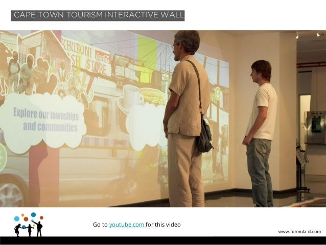 CAPE TOWN TOURISM INTERACTIVE WALL Go to youtube.com for this video