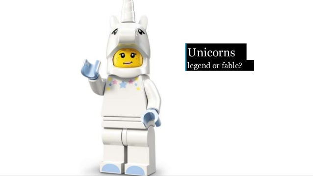 legend or fable? Unicorns